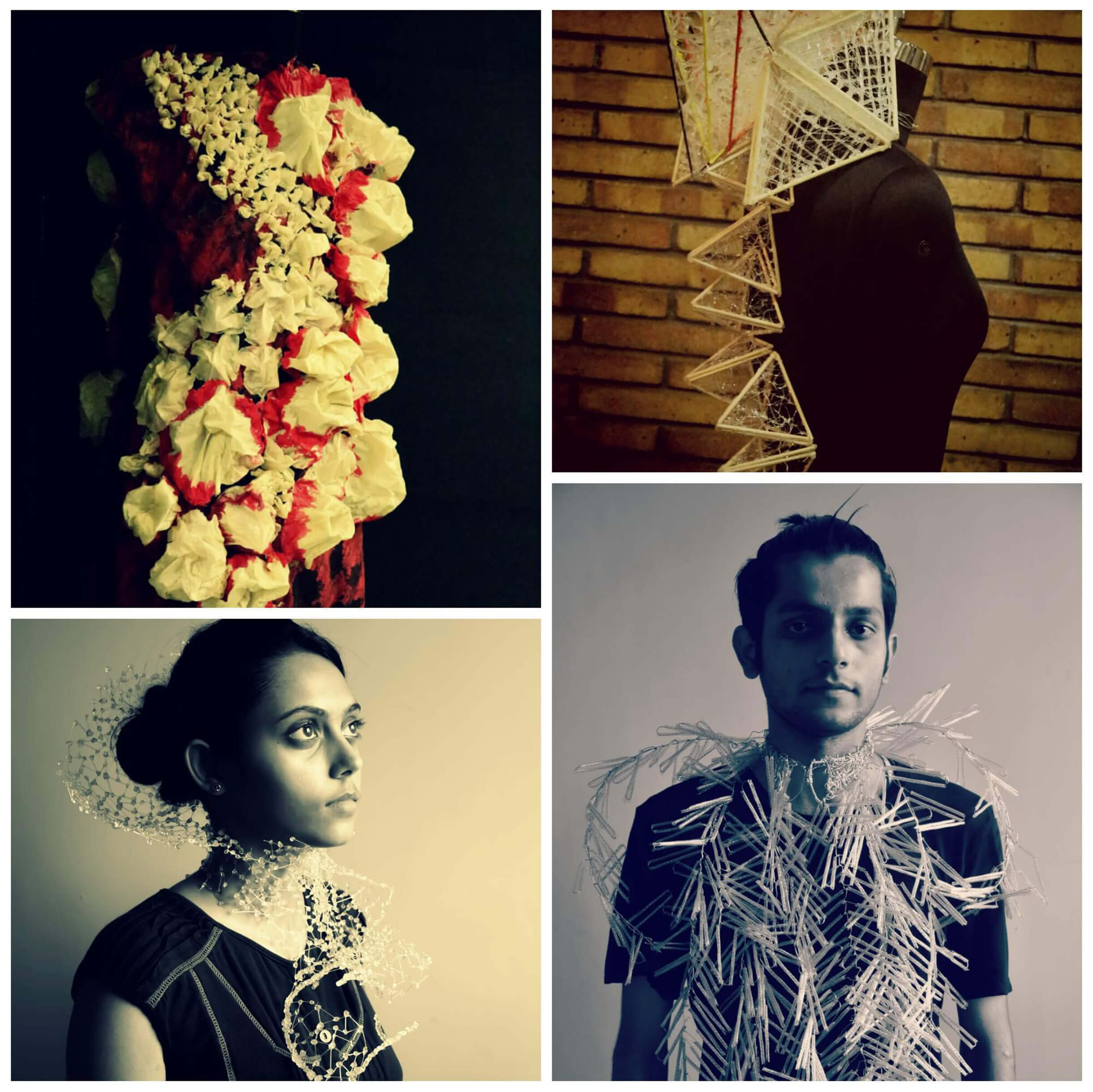 IIAD, affiliated with Kingston University which is ranked among the top 2 fashion design colleges, students showcasing their work