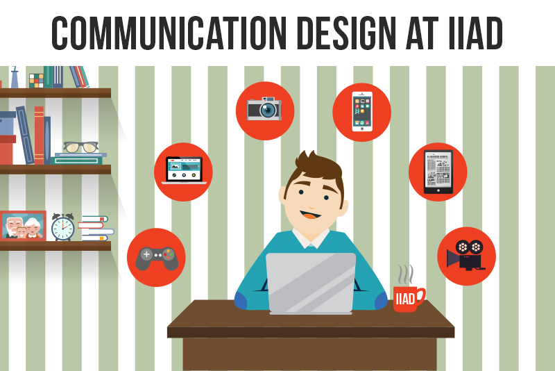 communication design at IIAD | Graphic Design Course