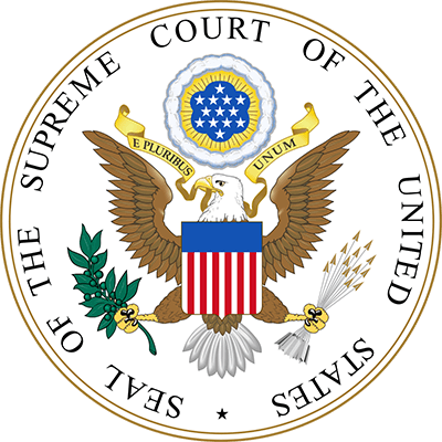 The US Supreme Court seal