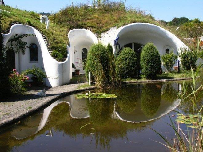 Earth House Switzerland