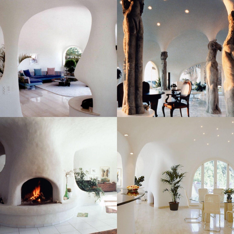 Earth House Intreior Design.