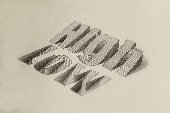 {The words High and Low}|ABC's of Typography