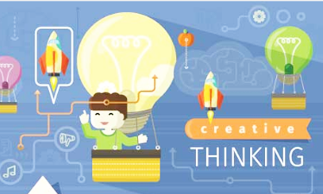 Re-Discovering Creative Thinking