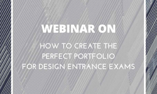 webinar-on-creating-the-perfect-portfolio-for-design-entrance-exams