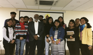 session-on-gender-and-advertisement-with-prof.-vijayan