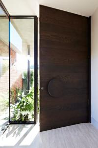 Materials used in Modern style - interior architecture design