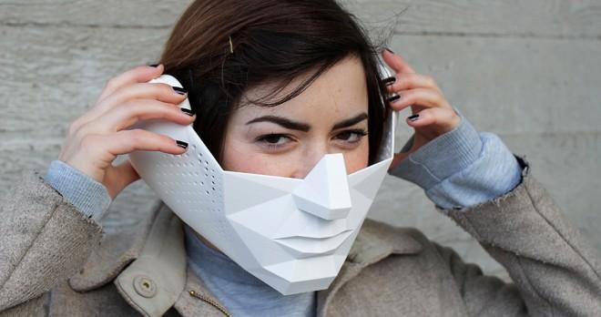 Eidos - Sensory Perception Mask - Communication Design