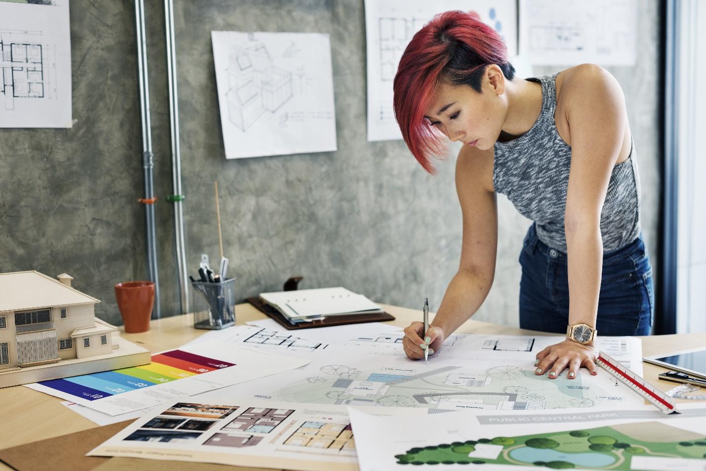 Interior designing skills