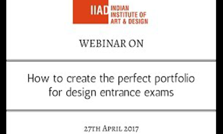 iiad-webinar-on-how-to-create-a-portfolio-for-design-entrance-exams