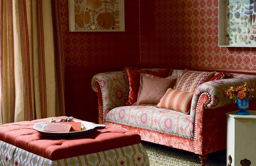 Layered Pattern Interior Design Trends of 2020