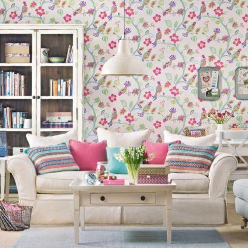 Floral Wallpaper Interior Design Trends of 2020