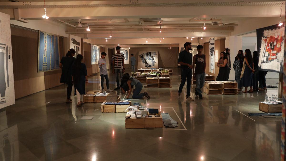 Exploring Denim under the guidance of co-founder of Korra Jeans and 11.11/eleven eleven, Himanshu Shani.