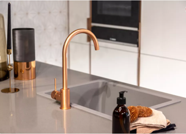 Copper fixtures for Home