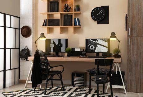 Organised workplace zone