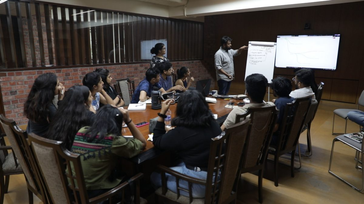 Teaching and Learning at IIAD by design professionals