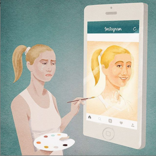 How social media affects your self-confidence