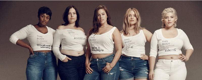 Body Inclusivity in Fashion Ads